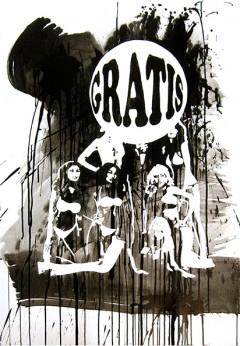 GRATIS 2008 70X50