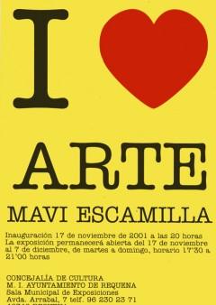 I LOVE ARTE