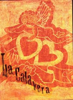 LA CALAVERA 22X16